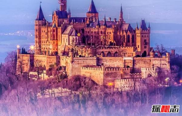 世界恐怖十大著名城堡,第七大城堡被无数鬼魂所困扰