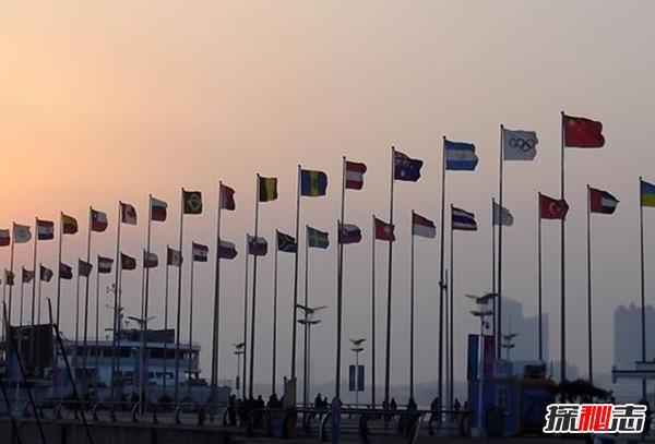 国旗象征着什么?十大国旗的由来和象征意义
