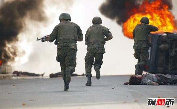 世界威力前十位的武器,第七大武器轻而易举杀死任一生命