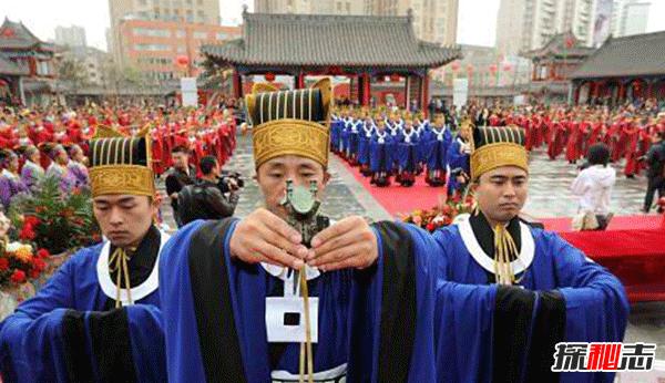 史上最恐怖的活人祭祀?古代十大最常见祭祀礼仪