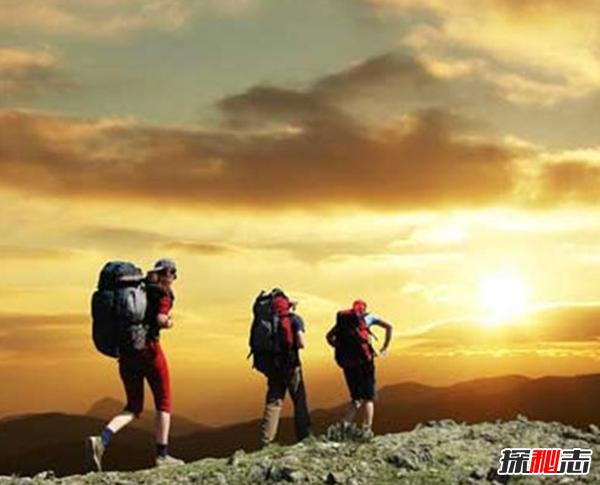 徒步旅行死了多少人?全球十大最恐怖的悬崖步道