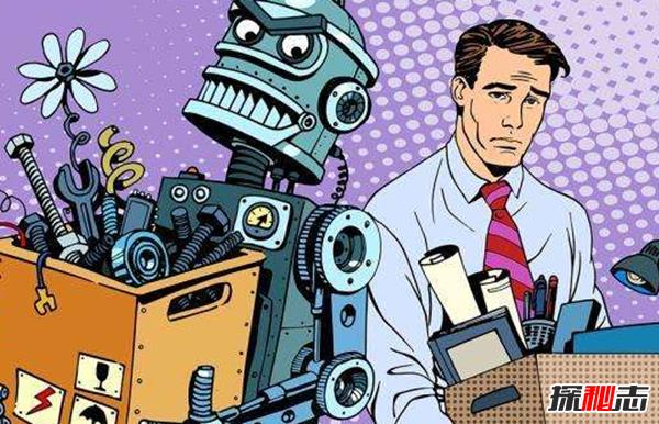 机器人会取代人类吗?机器人无法取代的十大职业