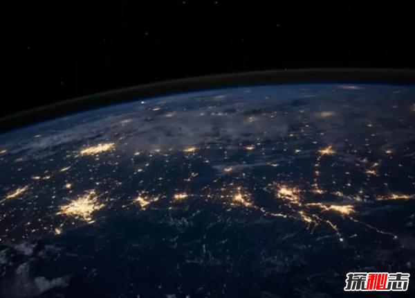 在太空可以看到什么?从太空看到地球上的十大巨物