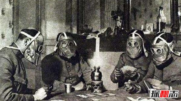 战争夺走了多少人的生命?关于化学战的十个可怕事实