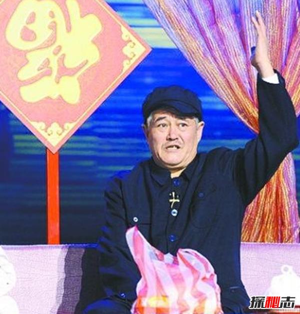 赵本山照片当遗像是怎么回事?蚀日风暴赵本山遗像