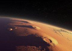 NASA发现火星或曾有生命:好奇号首次发现硫酸盐沉积物