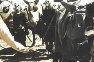 1987年新疆和田生化僵尸事件,丧尸攻击核电站(出动军队消灭)