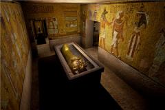 哪个法老王最恐怖?第18位图坦卡蒙墓穴近千年无人敢动