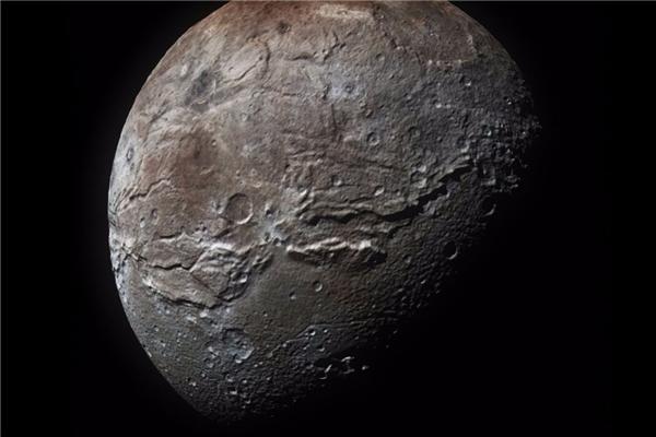 冥王星城市遗迹真相揭秘 大坑形成原因与陨石有关