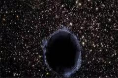 牧夫空洞战争痕迹庞大 但看不到任何行星(形似无光巨洞)