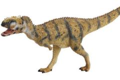 胜王龙:印度大型恐龙(长6.5米/眼睛上长角冠)