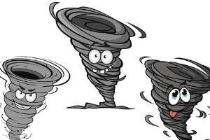 飓风和台风的区别,同为一种风(飓风在美国一带/台风在亚洲)