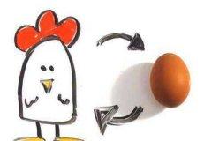 先有鸡还是先有蛋标准答案 英国科学家已给出答案