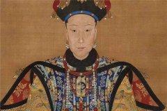 乾隆皇帝后妃子女简介 乾隆皇帝一共有38个妃子