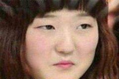 世界嘴巴最小的女人 崔智善,嘴巴的宽度仅仅有3厘米