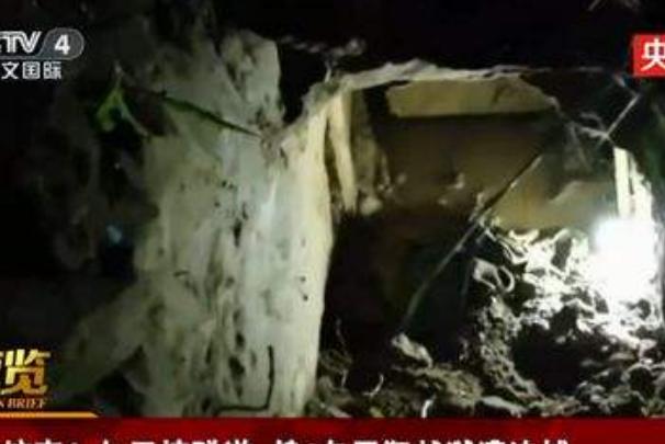 俄6名罪犯用勺子挖隧道越狱 耗时一年隧道50米长(神奇)