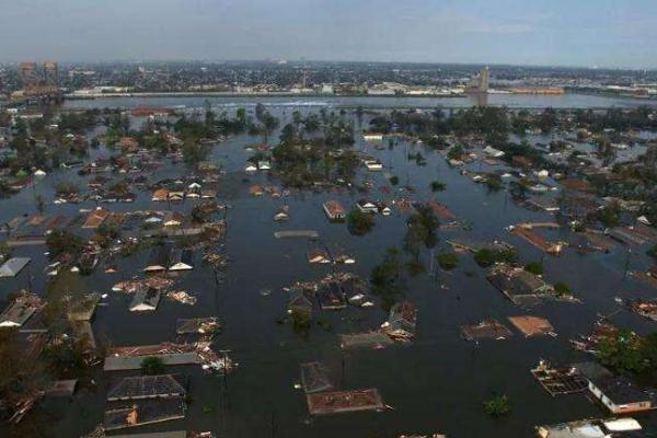 海平面上升会怎么样:陆地变汪洋,灾害增加(海岸线后退)