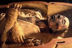 古埃及防腐技术:尸身千年不腐,香油浸泡(统治手段)