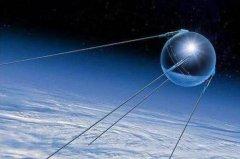 世界第一颗人造卫星:斯普特尼克一号(1957年苏联发射)