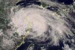 2021年台风名字顺序表:1到29号(狮子山是17号)