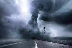 台风和飓风的区别:发生地点不一样(飓风在美国一带)