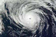 几级风是台风:12级到13级(世界气象组织定义)