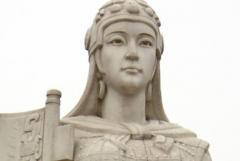 古代第一位女将军:妇好(是商朝开国国君的王后)