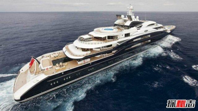 世界十大最贵私人游艇,西瑞-3.3亿美元