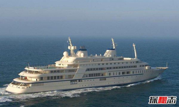 世界十大最贵私人游艇,艾尔塞德-3亿美元