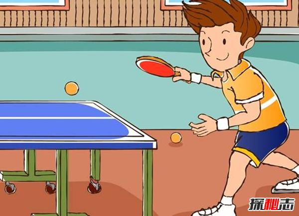 打乒乓球要注意什么?打乒乓球十大禁忌