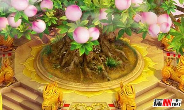 有什么神话中的树?中国神话中十大神树