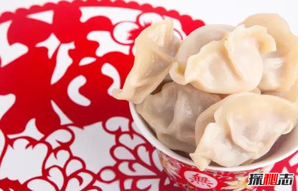 世界上最大的饺子:共2011种不同口味(附图片)