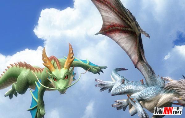西方龙起源揭秘,西方龙为什么有翅膀