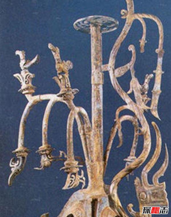 青铜神树连接三界?青铜神树是什么朝代的
