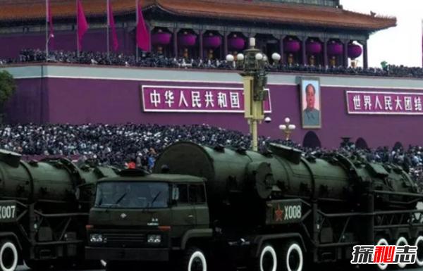世界拥有核武国家排名:中国排名第四,第一竟是它