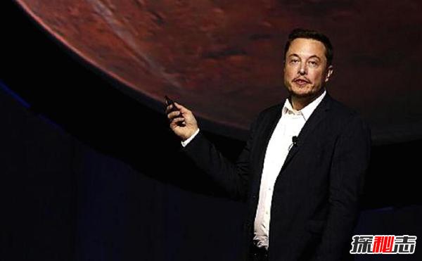 马斯克移居火星,马斯克用什么去火星