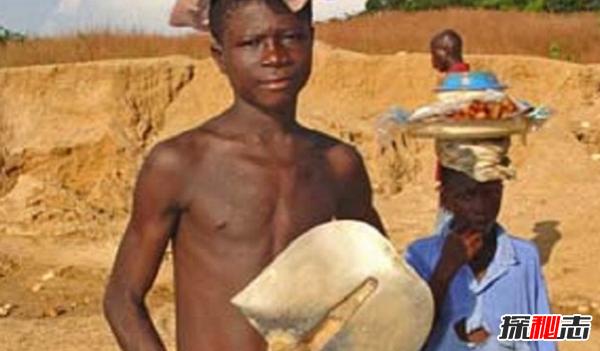 世界童工最多的国家,缅甸约150万儿童被迫劳动
