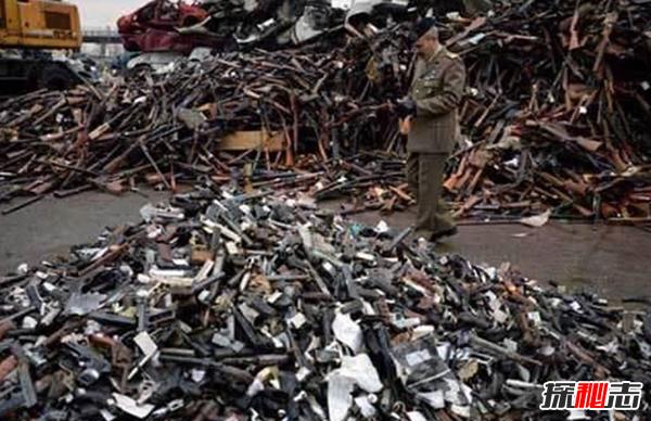 枪支拥有率最高的国家,也门满18岁就允许拥有枪支