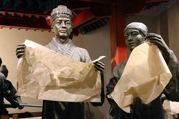 东汉蔡伦发明造纸术_造纸术是谁发明的 它是古代劳动人民的结晶_探秘志