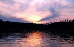 黑龙江的源头在哪里 黑龙江有两个源头(南边北边)
