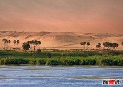 世界十大长河排名:2条源于中国第1长约6400km