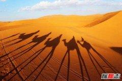 世界四大沙漠排名:撒哈拉面积仅次于中国(960万km2)