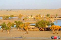 中国四大沙漠排名:塔克拉玛干面积33万km2世界第十