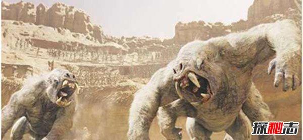 最强霸主_十大远古最恐怖的动物,幸好这些动物已经灭绝_探秘志