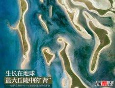 世界最大丘陵:哈萨克丘陵深居内陆降雨稀少