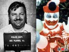 小丑杀手:约翰.韦恩.盖西,虐杀33个年轻男孩(14-22岁)
