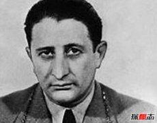 甘比诺家族首任教父:卡洛·甘比诺,活了74岁得以善终