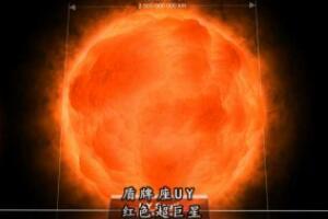 盾牌座uy在银河系吗,身处银河中心(距地球约5100光年)
