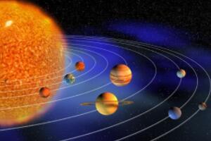 天王星为什么有光圈,质量大引力大(小星体聚集在行星外围)