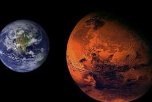 火星自转周期是多少天,24小时37分22.6秒(与地球相似)